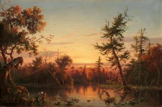 Dismal Swamp, North Carolina