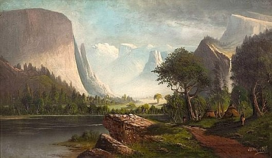 Gates Of The Yosemite Valley