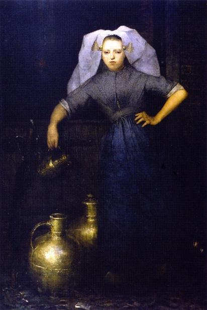Milkmaid Of Popindrecht