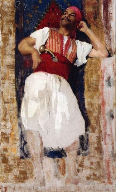 Moorish Figure