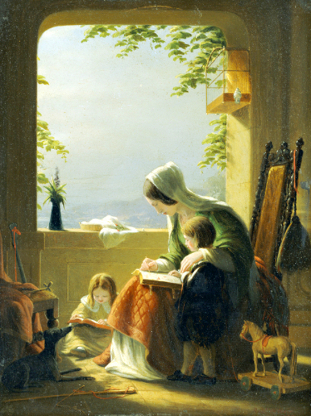Mothers Lessons, Amalfi