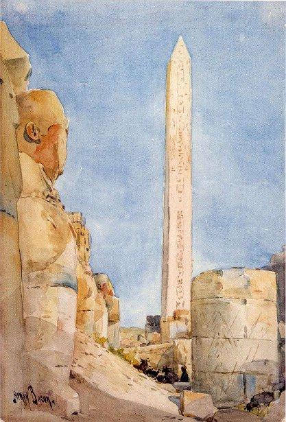 Obelisk, Karnak