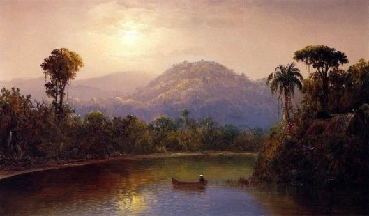 On The Chagres River