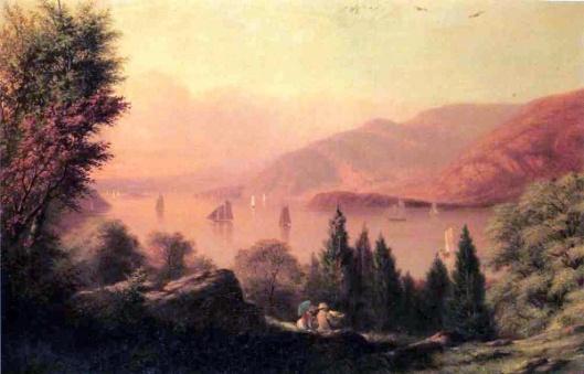 Picnic Along The Hudson