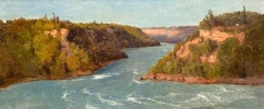 Rapids At Niagara Falls