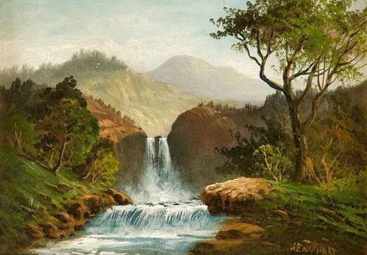 Snoqualmie Falls, Washington
