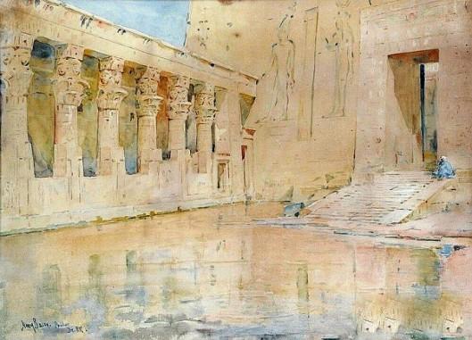 Temple Complex, Philae