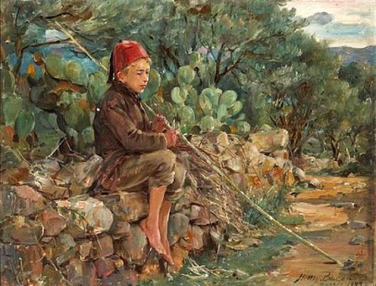 The Bandit's Son, Corsica