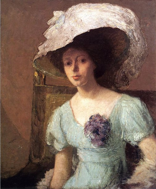 The Blue Gown