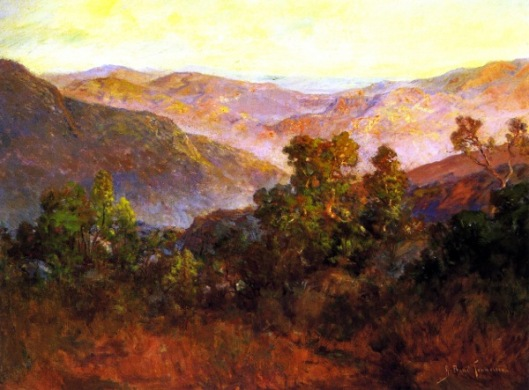The Foothills Of California, Tejon Ranch