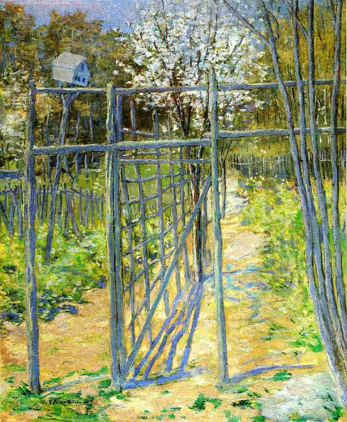 The Grey Trellis