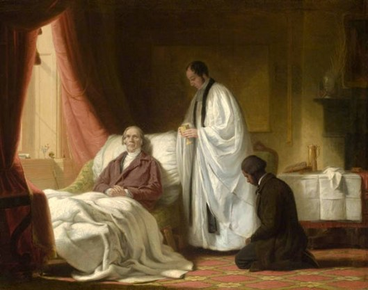 The Last Communion Of Henry Clay