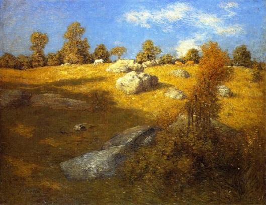 Upland Pasture