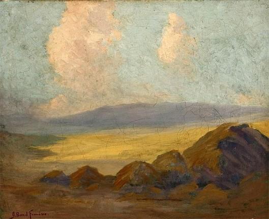 Vast Valley Landscape