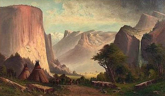 Yosemite Indian Encampment