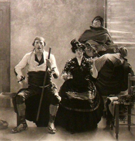 A Spanish Quartet