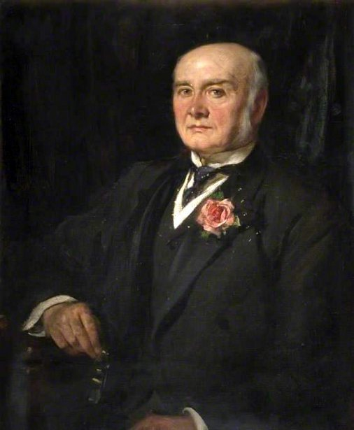 Alderman Edward Lawley Parker