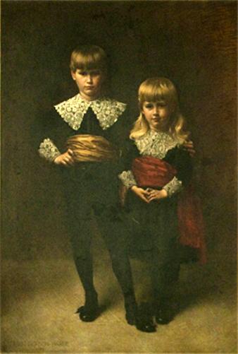 Ansel Marshall Kellog And Rufus Gardner Kellog