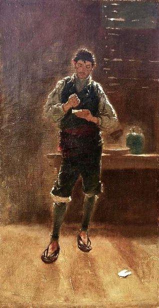 Aragonese Smuggler