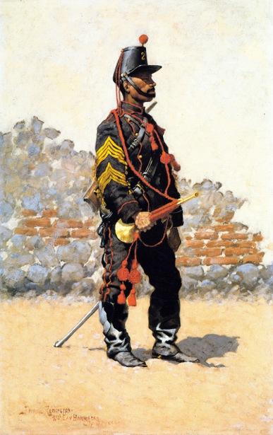 Bugler Of Cavalry