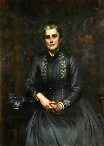 Dame Elizabeth Wordsworth, First Principal Of Lady Margaret Hall