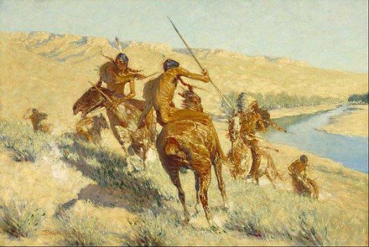 Episode Of The Buffalo Gun