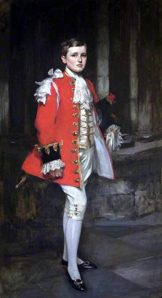 George Francis Augustus Vernon