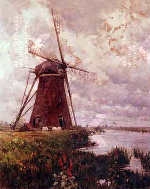 In Windmill Land
