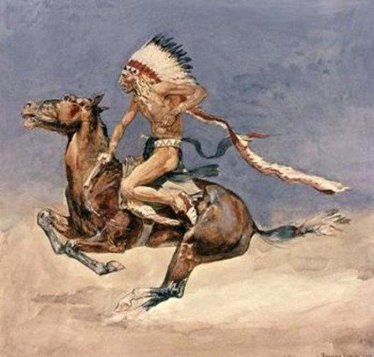 Pony War Dance