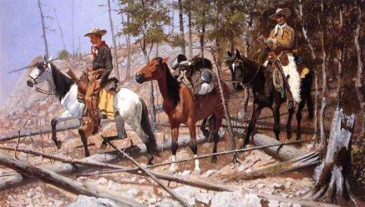 Prospecting For Cattle Range