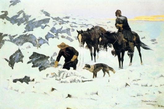 The Frozen Sheepherder - The Last Watch