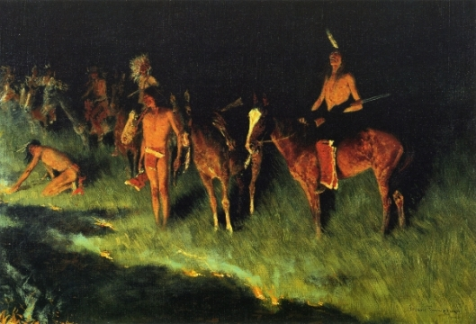 The Grass Fire