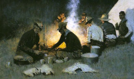 The Hunters' Supper