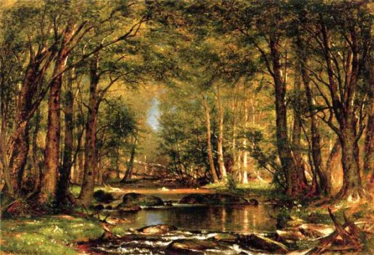 A Catskill Brook
