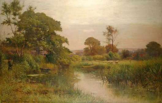 A Pool On The Medway