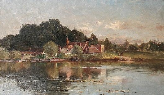 A View On The Thames