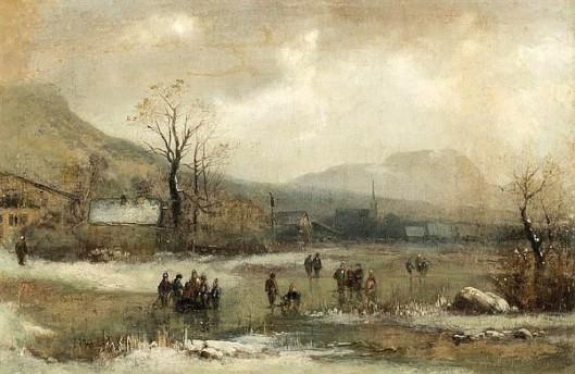 Activities On The Ice