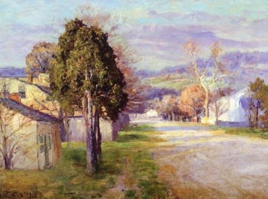 Brookville, A Street