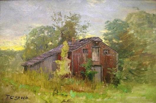 Brookville Barn