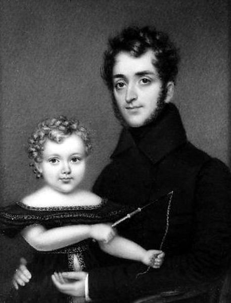Ferdinand Sands And His Son Joseph