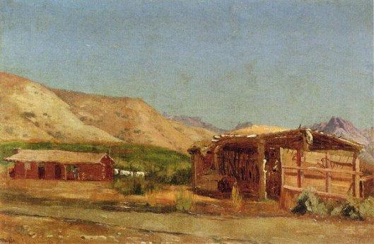 Hamilton's Ranch, Nevada