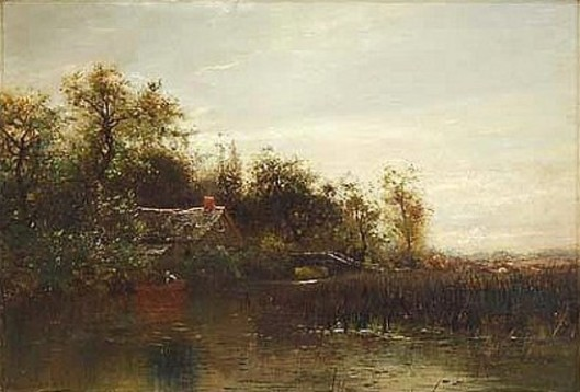 House Along The River