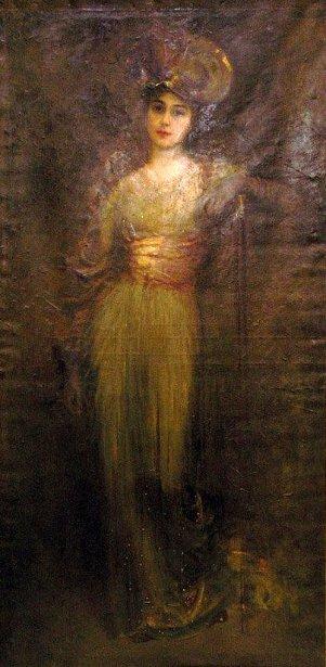Lady Flora X (Janet Peck)