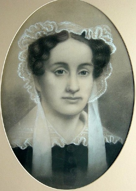 Mary McEntee (Mrs. Calvert Vaux) (the artist's sister)
