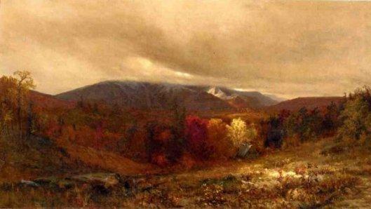 October In The Catskills