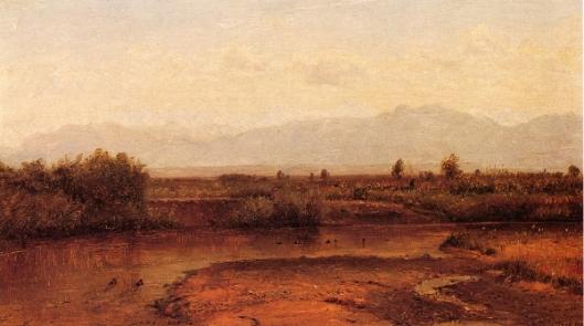 On The Cache La Poudre River, Colorado