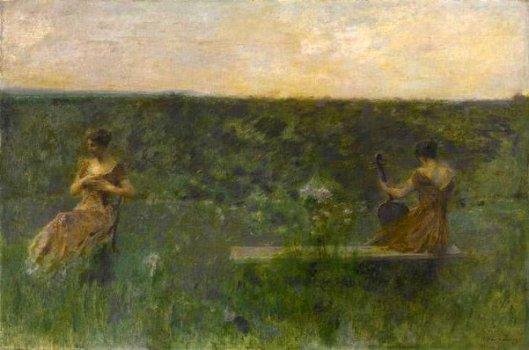Spring - The Garden