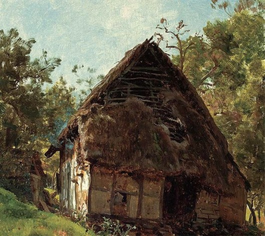 Thatched Cottage - Westphalian Cottage