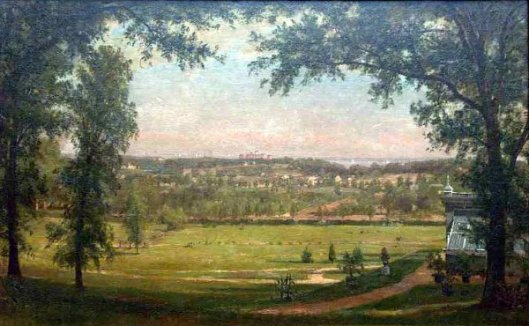 The Lawn Of Montebello Baltimore