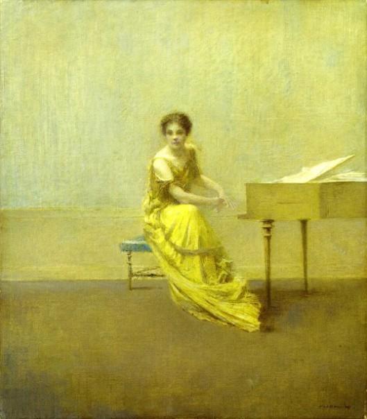 The Music Lesson - The Piano Lesson